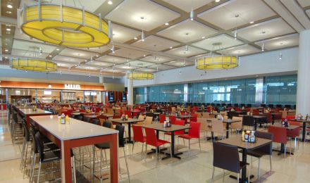 Food Court at Boston Convention Center Image